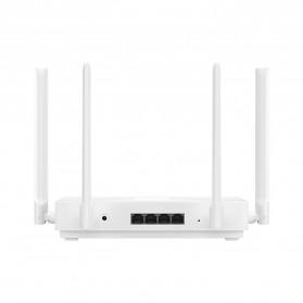 Xiaomi Mi Router AX5 Wifi 6 Mesh Gigabit 2.4G/5.0GHz Dual Band Wireless Router Wifi 4 Antena - White - 2