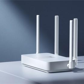 Xiaomi Mi Router AX5 Wifi 6 Mesh Gigabit 2.4G/5.0GHz Dual Band Wireless Router Wifi 4 Antena - White - 4