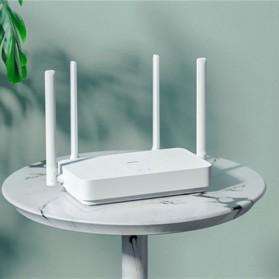 Xiaomi Mi Router AX5 Wifi 6 Mesh Gigabit 2.4G/5.0GHz Dual Band Wireless Router Wifi 4 Antena - White - 6