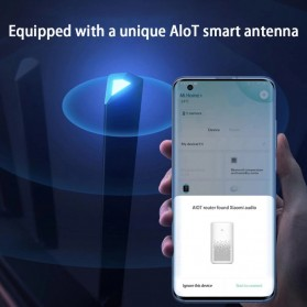 Xiaomi AloT Router WiFi 6 Gigabit Dual-Band Router - AX3600 - Black - 3