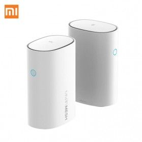 Xiaomi Mi Router AC1300 WiFi Mesh Gigabit Dual-Band Router 2 PCS - DVB4181CN - White