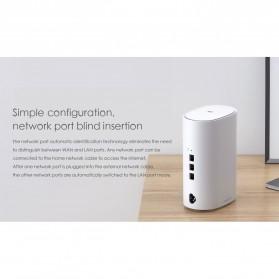 Xiaomi Mi Router AC1300 WiFi Mesh Gigabit Dual-Band Router 2 PCS - DVB4181CN - White - 10