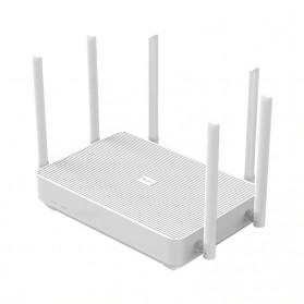 Xiaomi Redmi Router AX6 WiFi 6 Mesh Gigabit Dual Band 2.4G/5.0GHz with 6 Antena - White - 2