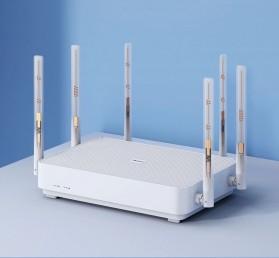 Xiaomi Redmi Router AX6 WiFi 6 Mesh Gigabit Dual Band 2.4G/5.0GHz with 6 Antena - White - 3