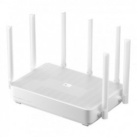 Xiaomi Mi AIoT WiFi Router Gigabit AC2350 2183Mbps with 7 High Gain Antena - White