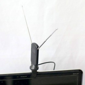 MyGica Mini Antena Indoor TV Digital Plug MCX - Black - 1