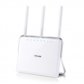 TP-LINK Archer C9 Wireless Dual Band Gigabit Router with USB3.0 and Beamforming Technology - AC1900 - White