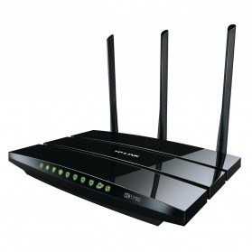 TP-LINK Archer C7 Wireless Dual Band Gigabit Router - AC1750 - Black - 2
