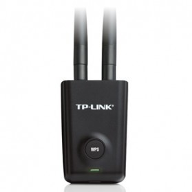 TP-LINK Wireless High Power USB Adapter N300 - TL-WN8200ND - Black - 3