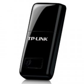 TP-LINK Wireless Mini USB Adapter N300 - TL-WN823N - Black - 4