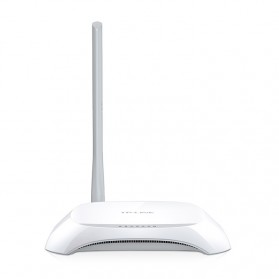 TP-Link Wireless N Router 150Mbps - TL-WR720N - White