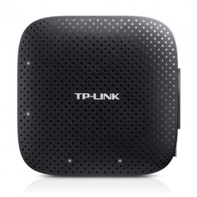 TP-LINK Portable USB Hub USB 3.0 4 Port - UH400 - Black