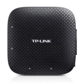 TP-LINK Portable USB Hub USB 3.0 4 Port - UH400 - Black