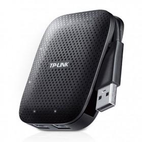 TP-LINK Portable USB Hub USB 3.0 4 Port - UH400 - Black - 2
