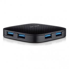 TP-LINK Portable USB Hub USB 3.0 4 Port - UH400 - Black - 4