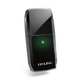 TP-LINK Wireless Dual Band USB Adapter Archer T2U - AC600 - Black - 3
