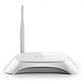 TP-LINK Wireless and Router with 3G/4G Modem Slot - TL-MR3220 - White