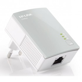 TP-LINK AV500 Nano Powerline Adapter - TL-PA4010 - White
