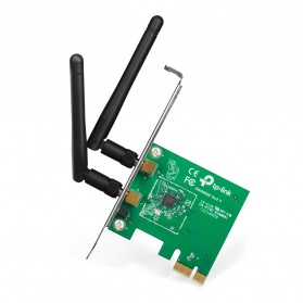 TP-LINK Wireless N PCI Adapter 300Mbps - TL-WN881ND