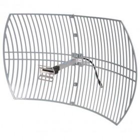 TP-LINK Grid Parabolic Antenna 2.4-2.5GHz 24dBi - TL-ANT2424B (UN) - Gray - 1