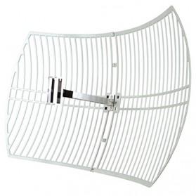 TP-LINK Grid Parabolic Antenna 2.4-2.5GHz 24dBi - TL-ANT2424B (UN) - Gray - 2