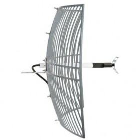TP-LINK Grid Parabolic Antenna 2.4-2.5GHz 24dBi - TL-ANT2424B (UN) - Gray - 5