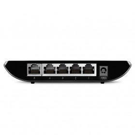 TP-LINK 5-Port Gigabit Desktop Switch - TL-SG1005D - Black - 3