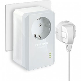 TP-LINK AV500 Powerline Adapter with AC Pass Through - TL-PA4010PKIT - White - 2