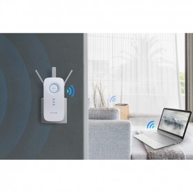 TP-LINK AC1750 WiFi Range Extender - RE450 - White - 5