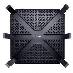 TP-LINK AC3200 Wireless Tri-Band Gigabit Router - Archer C3200 - Black - 4