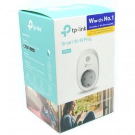 TP-LINK Wi-Fi Smart Plug - HS100 - White - 5