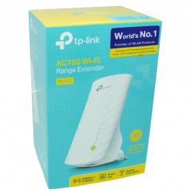TP-LINK AC750 WiFi Range Extender - RE200 - White - 4