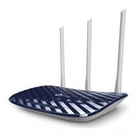 TP-LINK Archer C20 Wireless Dual Band Router - AC750 Ver. 4.1 - Black