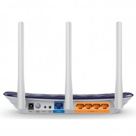TP-LINK Archer C20 Wireless Dual Band Router - AC750 Ver. 4.1 - Black - 3