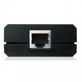 TP-LINK Gigabit PoE Injector - TL-POE150S - Black - 3