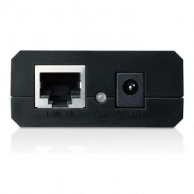 TP-LINK Gigabit PoE Injector - TL-POE150S - Black - 4