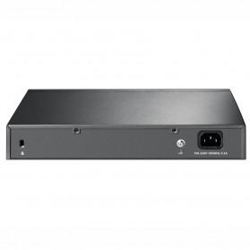 TP-LINK Desktop / Rackmount Switch 24-port 10/100Mbps - TL-SF1024D - Black - 3
