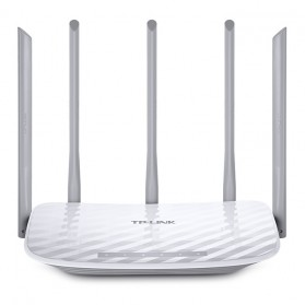 TP-LINK AC1350 Wireless Dual Band Router - Archer C60 - White