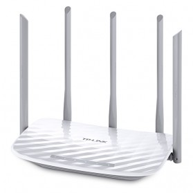 TP-LINK AC1350 Wireless Dual Band Router - Archer C60 - White - 2