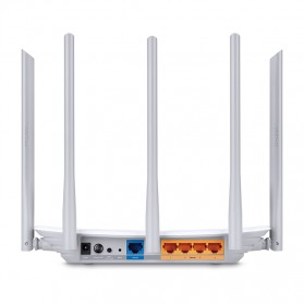 TP-LINK AC1350 Wireless Dual Band Router - Archer C60 - White - 3