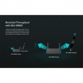 TP-LINK AC1300 Wireless Dual Band USB Adapter - Archer T4U - Black - 7