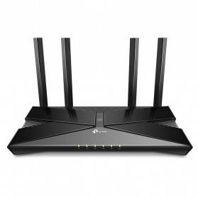 TP-LINK AX3000 Dual Band Gigabit Wi-Fi 6 Router - Archer AX50 - Black