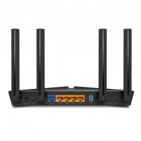 TP-LINK AX3000 Dual Band Gigabit Wi-Fi 6 Router - Archer AX50 - Black - 3