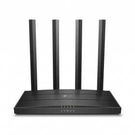 TP-LINK AC1200 Wireless MU-MIMO Gigabit Router - Archer A6 - Black