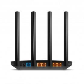 TP-LINK AC1200 Wireless MU-MIMO Gigabit Router - Archer A6 - Black - 3
