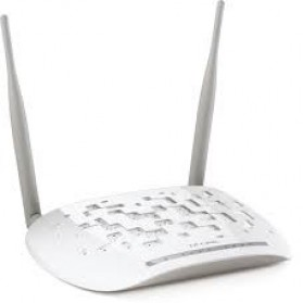 TP-LINK Wireless N ADSL2+ Modem Router 300Mbps - TD-W8961N - White - 2