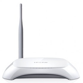 TP-LINK Wireless N ADSL2+ Modem Router 150Mbps - TD-W8901N - White