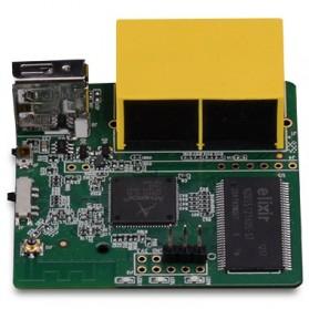 GL.iNet OpenWRT Mini Smart Router 16MB ROM Internal Antena - GL-AR150 - White - 5
