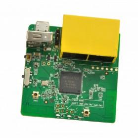 GL.iNet OpenWRT Mini Smart Router DDRI 64MB - GL-MT300N - Yellow - 5