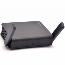 GL.iNet Slate Travel OpenWRT Mini Smart Router DDRII 128MB - GL-AR750S - Black - 4